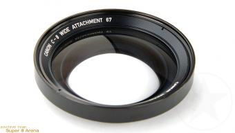 Canon Wide Attachment C-8 67mm Lens